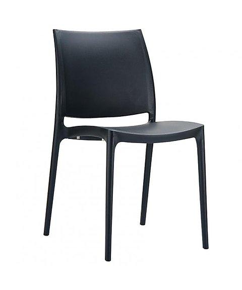 loungestoel-zwart-184
